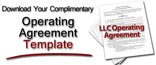 Llc Operating Agreement Template Sample