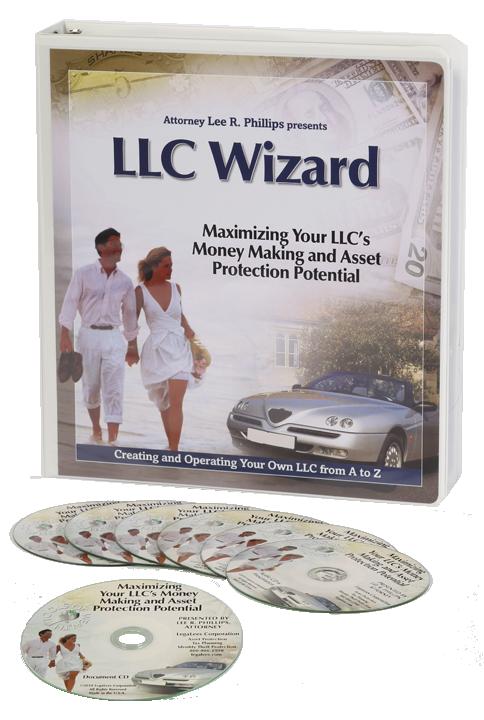 LLC Wizard System
